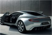 ASTON MARTIN ONE-77 LIMITED EDITION