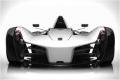 BAC MONO | ROAD LEGAL SPORTS CAR