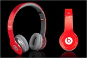 MONSTER BEATS SOLO HD RED HEADPHONES | LIMITED EDITION