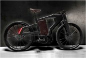 BLACKTRAIL BT-01 THE $80,000 ELECTRIC BICYCLE