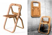 DESILE FOLDING CHAIR | BY CHRISTIAN DESILE