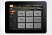 DM1 DRUM MACHINE APP FOR IPAD | BY FINGERLAB