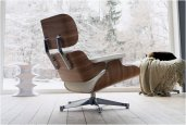 CHARLES & RAY EAMES LOUNGE CHAIR | BY VITRO
