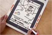 IPAD DRY ERASE BOARD | BY UI STENCILS