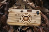 IPHONE 4 WOODEN BAMBOO CASE