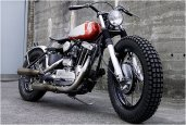 CUSTOM BUILT MONKEE #7 MOTORCYCLE | BY WRENCHMONKEES