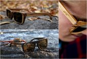 PROOF | WOOD SUNGLASSES