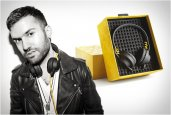 TMA-1 FOOLS GOLD EDITION HEADPHONES