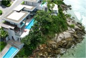 BREATHTAKING OCEANFRONT VILLA CHI FOR RENT | PHUKET THAILAND