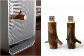 WOODEN USB STICKS | BY OOOMS