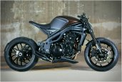 TRIUMPH SPEED RACER | BY IMPOZ DESIGN
