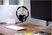 HEADPHONE STAND | BY JUST MOBILE