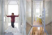 KERET HOUSE | WORLDS THINNEST HOUSE