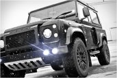 LAND ROVER DEFENDER XS90 | BY KAHN DESIGN