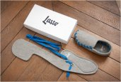LASSO | FLAT-PACKED SLIPPERS