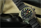 MTM AIR STRYK MILITARY WATCH