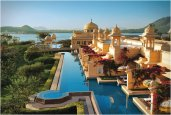 THE OBEROI UDAIVILAS HOTEL | UDAIPUR INDIA