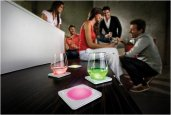 COLOR CHANGING COASTERS | BY PHILIPS