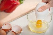 PLUCK | EGG YOLK EXTRACTOR