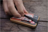 POQUITO WOOD WALLET