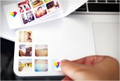PRINTSTAGRAM | MINI INSTAGRAM STICKERS