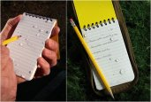 ALL-WEATHER WRITING NOTEBOOKS