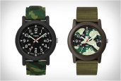 TIMEX CAMPER CAMOUFLAGE