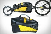 JOURNEY TRAILER & DRYBAG | BY TOPEAK