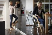 USIT | STEPLADDER CHAIR