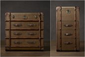 VINTAGE TRUNKS | BY RESTORATION HARDWARE