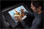 CINTIQ 24HD TOUCH TABLET | BY WACOM