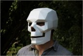 DOWNLOADABLE 3D MASKS | BY WINTERCROFT