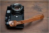 CAMERA WRISTSTRAP | BY WOOD & FAULK