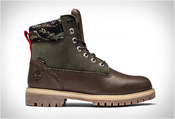 TIMBERLAND X BLACK SCALE BOOTS | Image