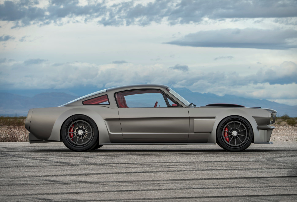 Timeless Kustoms Vicious Mustang | Image