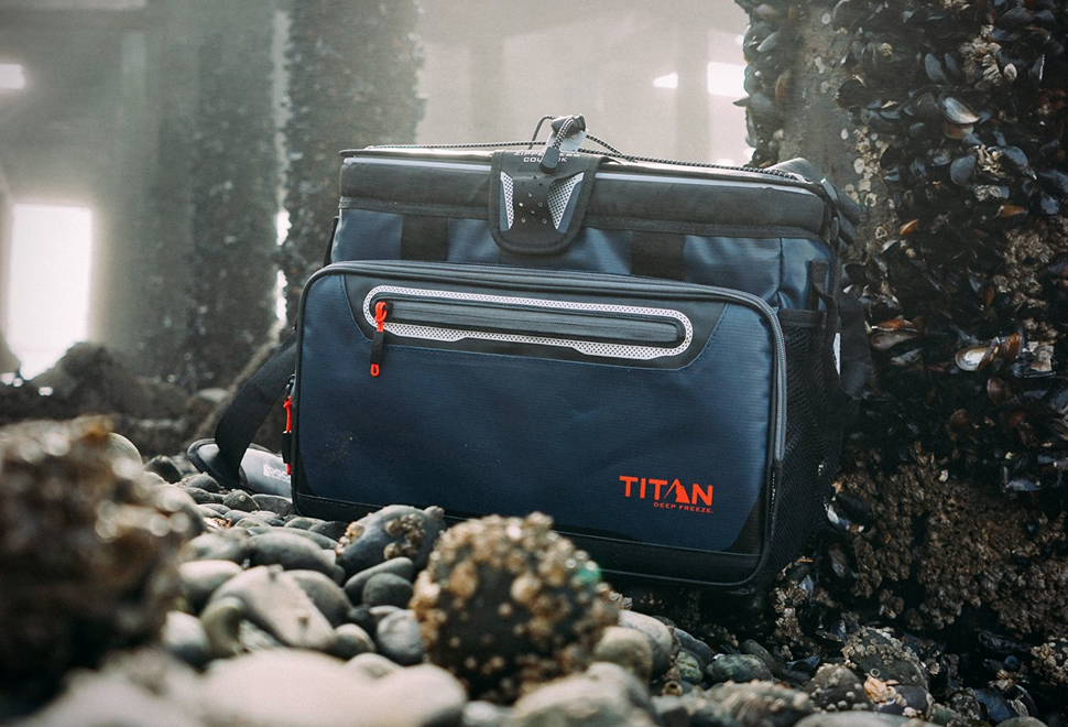Titan Deep Freeze Cooler | Image
