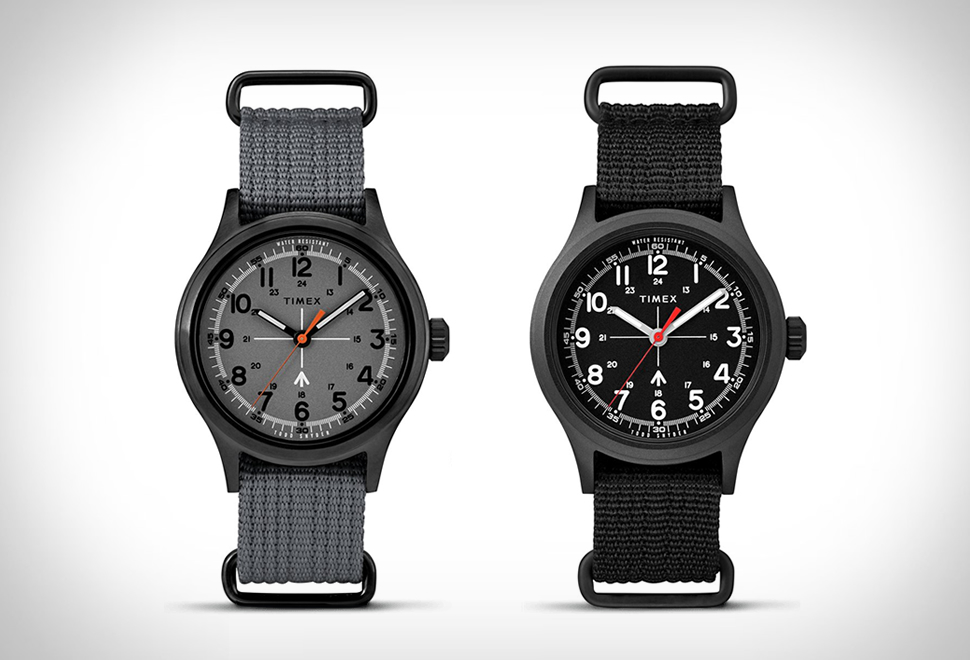 Todd Snyder X Timex Military Watch | Image