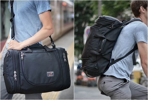 Aeronaut Bag | By Tom Bihn | Image
