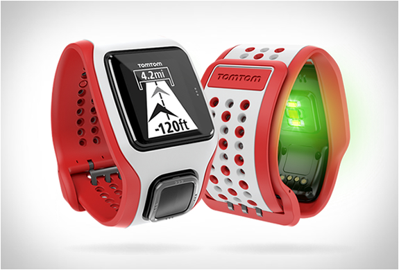 TOMTOM RUNNER CARDIO GPS WATCH | Image