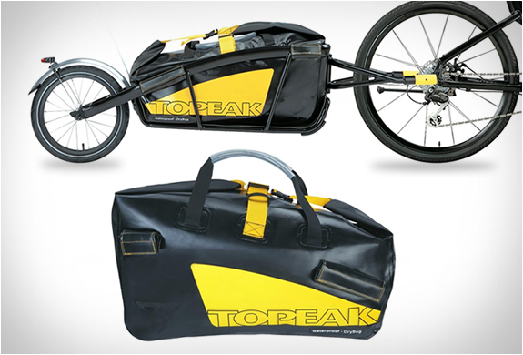 Journey Trailer & Drybag | By Topeak | Image