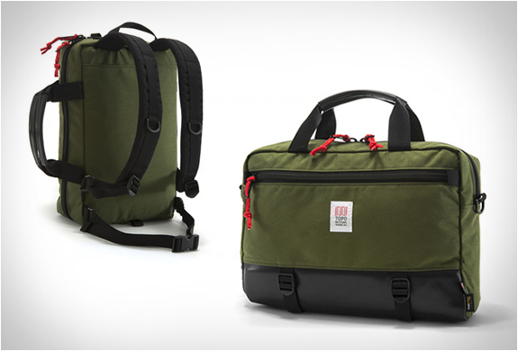 COMMUTER BRIEFCASE | BY TOPO DESIGNS | Image