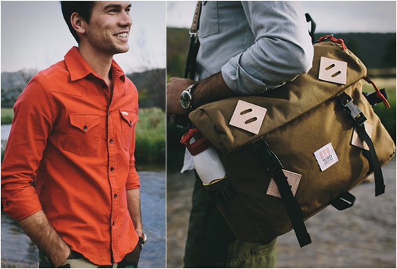 Topo Designs Fall Collection | Image