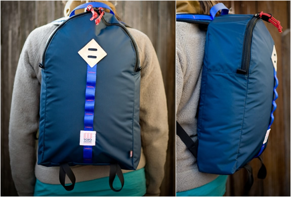 LIGHT DAYPACK | BY TOPO DESIGNS | Image