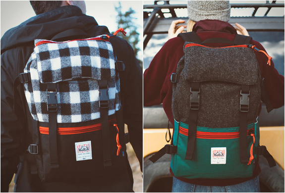 TOPO X WOOLRICH COLLECTION | Image