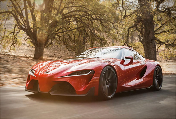 Toyota Ft-1 Concept | Image