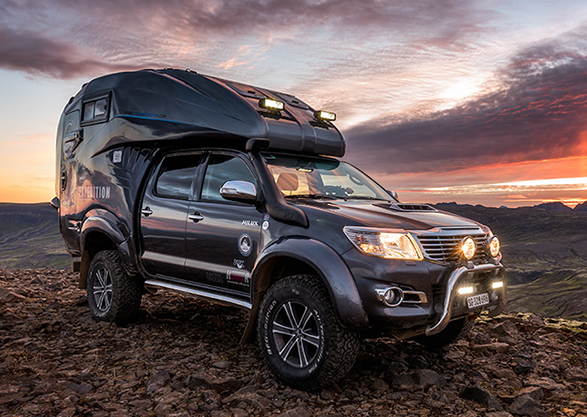 Toyota Hilux Expedition V1