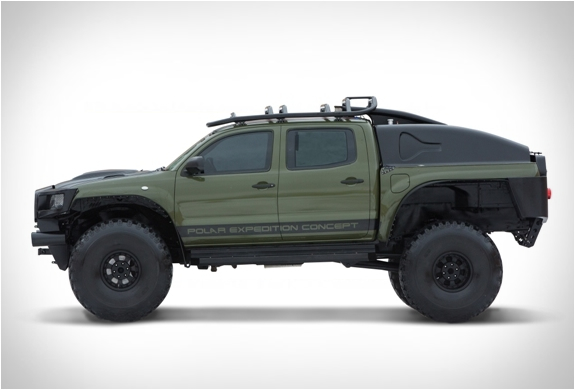 Toyota Tacoma Polar Expedition Truck | Image