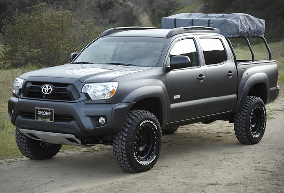 Toyota Tacoma By Xplore Vehicles