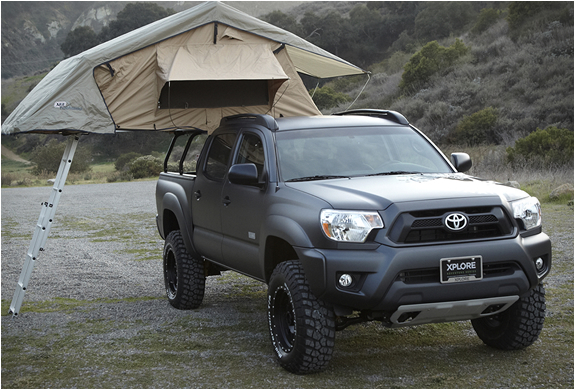 TOYOTA TACOMA | BY XPLORE VEHICLES | Image