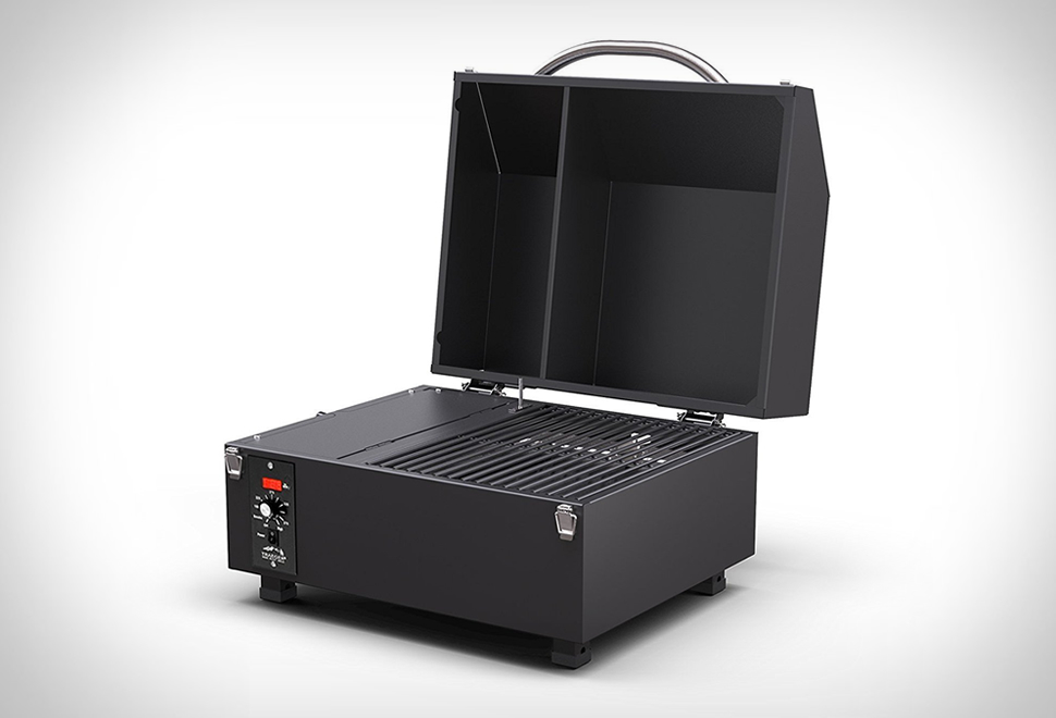 Traeger Portable Tabletop Grill | Image